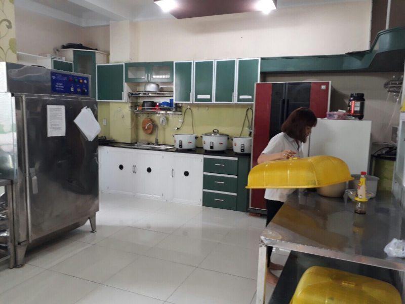 Bán nhà đang kinh doanh nhà trẻ đường 53, p.14, q.Gò Vấp, dt: 173m2