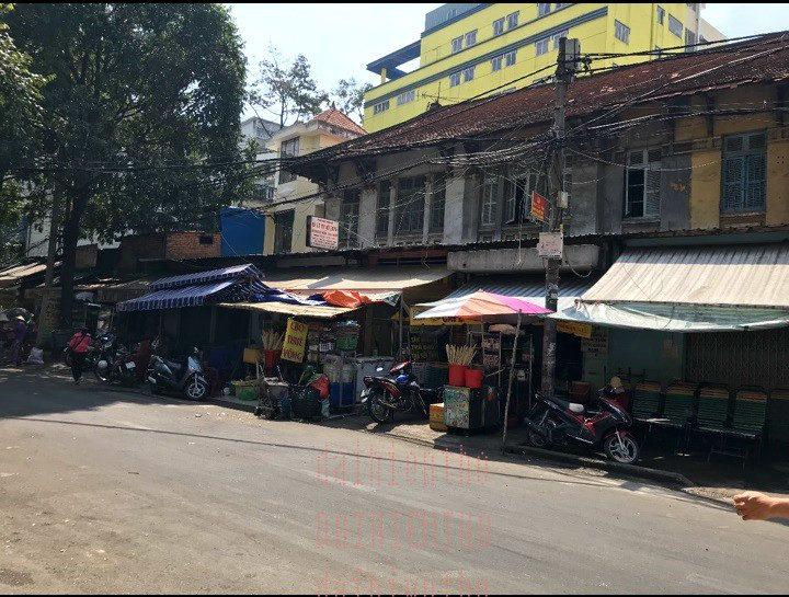 Bán nhà số 3 mặt tiền Lê Đại Hành, Quận 11, đối diện cổng bệnh viện Chợ Rẫy, diện tích 190m2