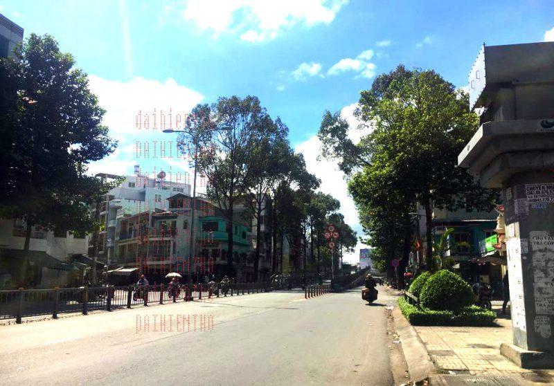 Chuyển nhượng dự án tại 152 Trần Phú, Quận 5, diện tích 3,1ha