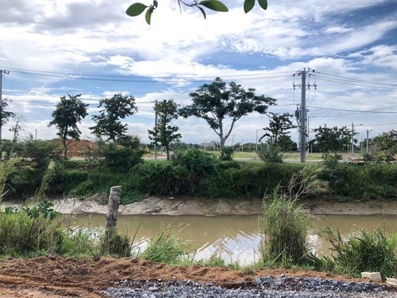 Bán thửa đất 1 hecta mặt tiền sông Đồng Nai, phường Long Phước, Quận 9