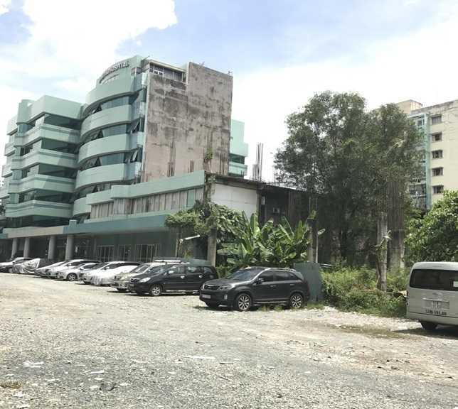 Bán-sang-nhượng bệnh viện Phú Thọ, đường Độc Lập, p.Tân Qúy, Quận Tân Phú, diện tích 7600 m2