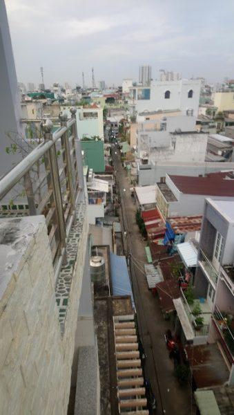 Bán nhà hẻm 39 Phú Thọ, P.1, Quận 11, Dt 3,6×10,5m, 5 tầng, 8 phòng ngủ