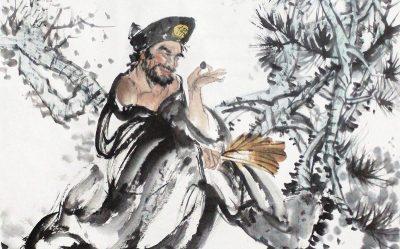 Nguồn gốc Bàn thờ thần tài: Thần Tài có thể là một tay ăn xin hoặc là một nô tỳ