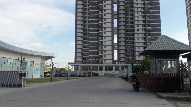 Bán sang nhượng dự án tại đường Trần Đại Nghĩa, p. Tân Tạo A, Bình Tân, Dt 4300m2, phân lô 40 nền