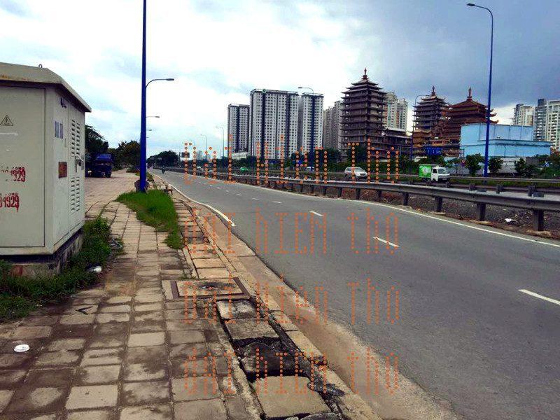 Bán sang nhượng dự án 1/500 mt đường Võ Chí Công, Bình Trưng Đông, Quận 2, dt 7000m2, căn hộ chung cư 25 tầng