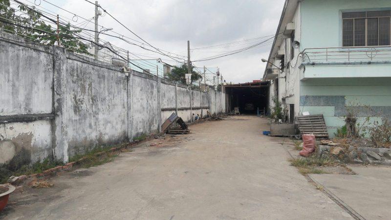 Bán sang nhượng dự án 1/500 tại đường Hồ Ngọc Lãm-Võ Văn Kiệt, p An Lạc, Bình Tân, Dt 2493m, phân 29 lô