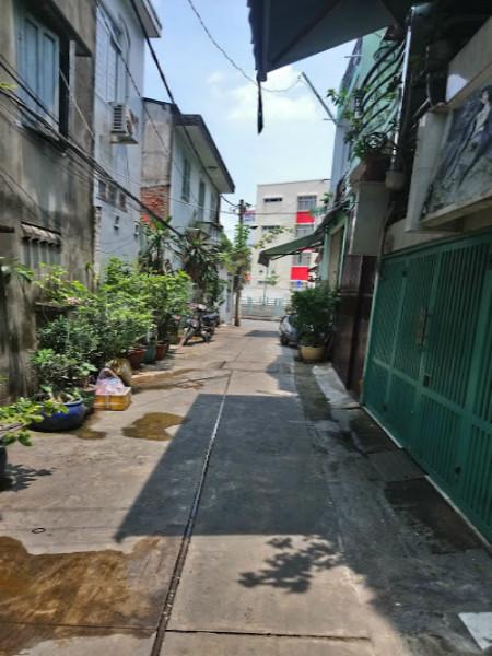Bán nhà góc hẻm 47 Tân Hóa, p.14, quận 6, diện tích 40m2, giá 3 tỷ