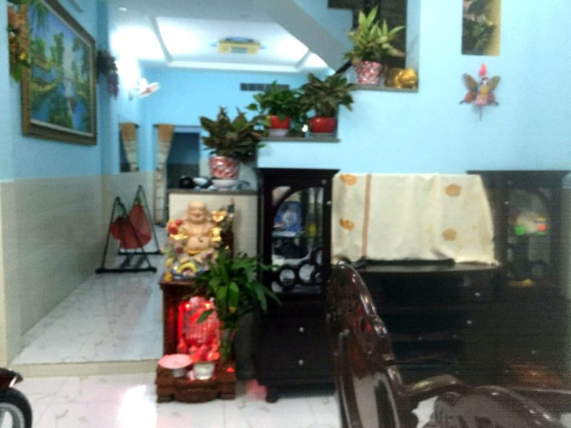 Bán nhà hẻm xe hơi đường Bùi Tư Toàn, p.An Lạc, quận Bình Tân, dt 4x16m, 1 lầu