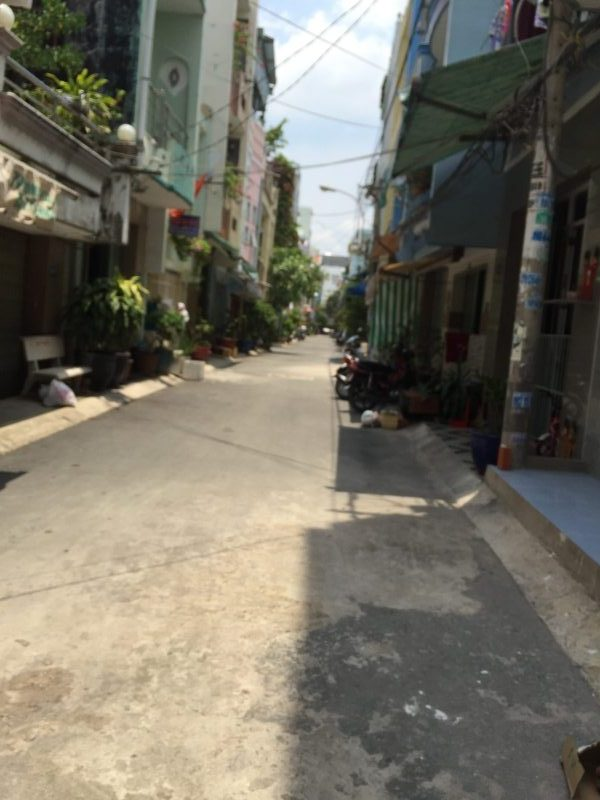 Bán nhà khu dân cư Bình Phú 2, p.10, quận 6, dt 4x10m, 1 lầu