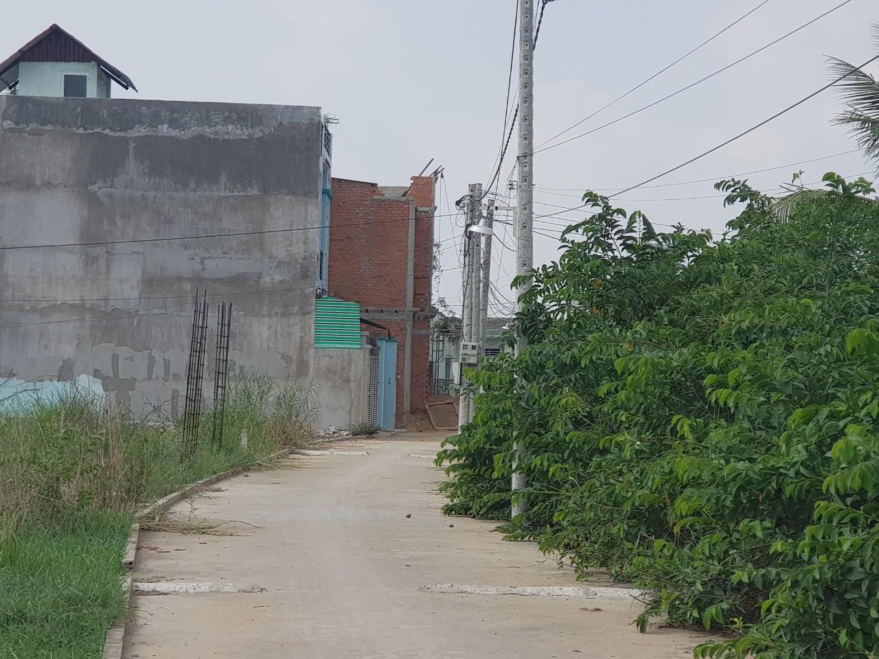 Sang nhượng dự án 1/500 tại Tân Bửu, Bến Lức, Long An, dt 4538m2, quy mô 34 nền