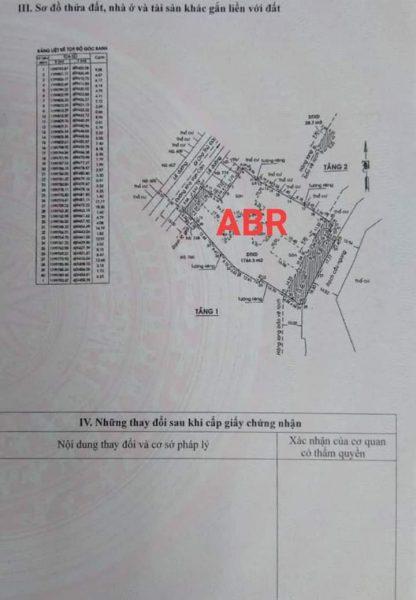 Bán lô đất thổ cư mặt tiền đường 770 Kha Vạn Cân, phường Linh Đông, Thủ Đức, dt 3000 m2