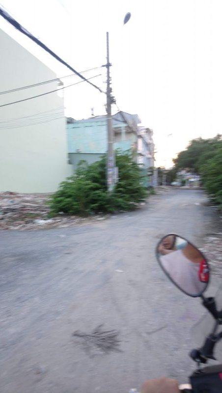 Bán nền đất đường An Dương Vương, kdc Trương Đình Hội, p.16, quận 8, Dt 4,5x20m