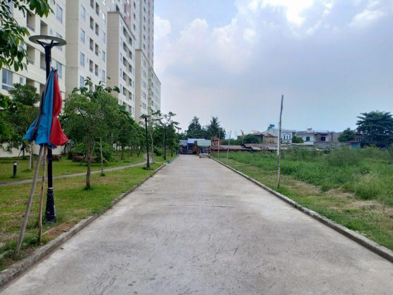 Chuyển nhượng 3000m2 thổ cư mặt tiền đường số 2 Lương Định Của, p. Bình Khánh, Quận 2
