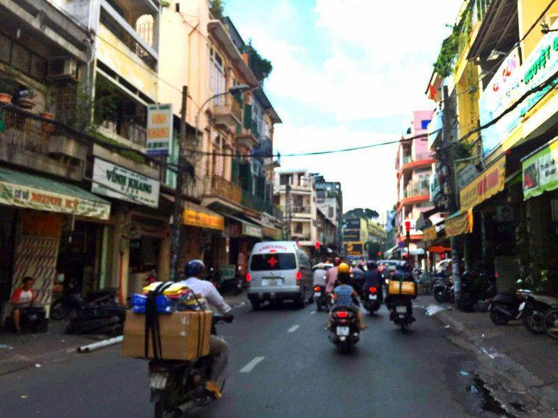 Bán nhà mặt tiền Triệu Quang Phục, P.10, Quận 5, Dt 4x30m, đúc 5 tấm