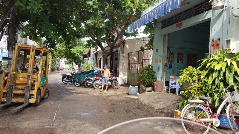 Bán nhà kho hẻm 172 đường An Dương Vương, Phường 16, Quận 8, Diện tích thổ cư 237m2