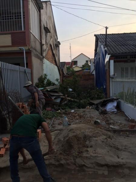 Bán lô đất mặt tiền đường Nguyễn Trung Trực, thị trấn Thủ Thừa, huyện Thủ Thừa, tỉnh Long An, Dt 4x17m